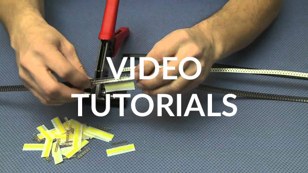 tape splicing video tutorials