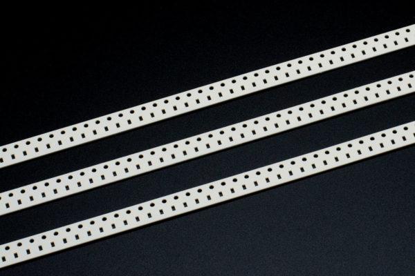 Flat-Punch-white-leader-tape-8mm-large-sprocket-holes