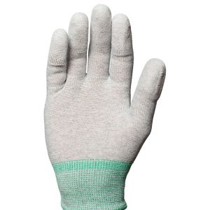 ESD Top fit glove white