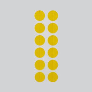 Polymide discs 1/2
